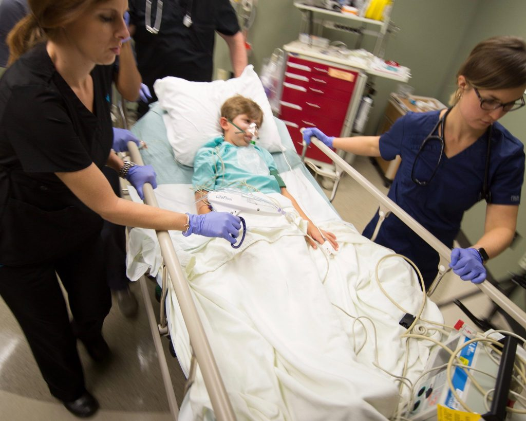 Pediatric Septic Shock | LifeFlow